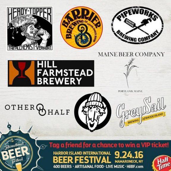 Harbor Island Park Beer Festival